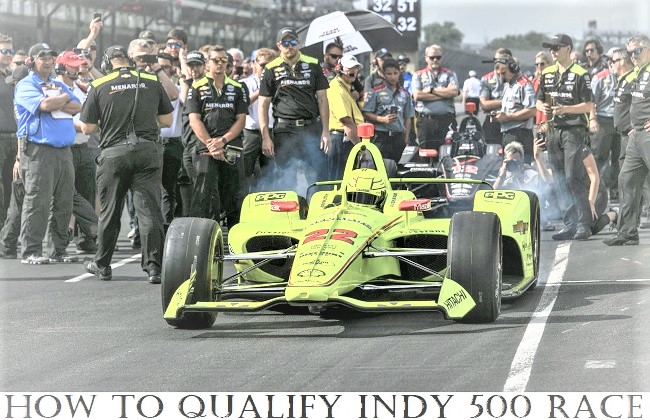 How to Qualify Indy 500 Race